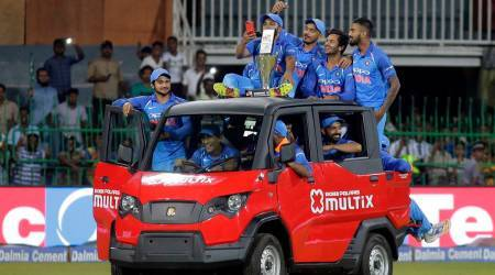 After Tests, India Whitewash Sri Lanka In ODIs