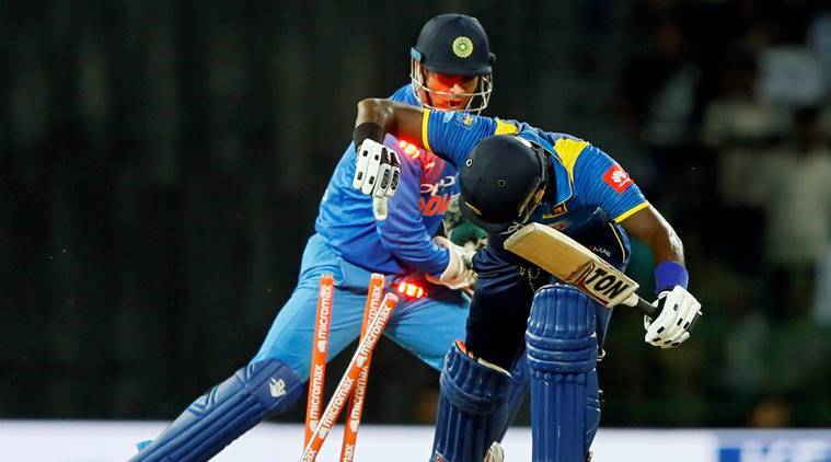 ms dhoni, india vs sri lanka, ms dhoni stumping, ind vs sl t20, india vs sri lanka t20,
