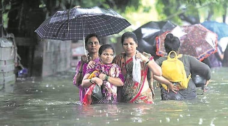 Mumbai deluge, Mumbai dengue, Mumbai leptospirosis, Mumbai dengue death, Mumbai leptospirosis death, Mumbai News, Latest Mumbai News, Indian Express, Indian Express News