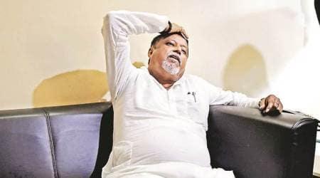 Mukul Roy, Calcutta high court, Mukul Roy arrest warrant, Trinamool Congress, BJP, Bengal police, indian express news