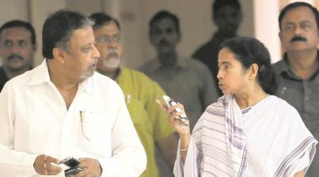 mukul roy, trinamool congress, tmc, mamata banerjee, west bengal politics, mukul roy quits tmc, indian express
