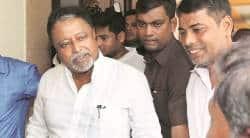 mukul roy, tmc, mamata banerjee, trinamool congress, west bengal politics, indian express