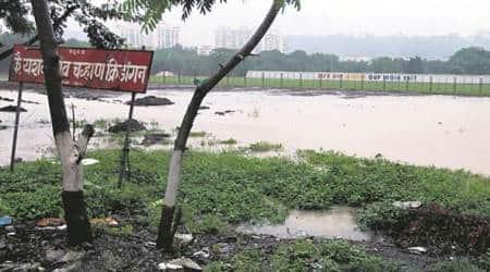 Navi Mumbai Municipal Corporation, NMMC, Navi Mumbai Rainfall, Mumbai Heavy Rainfall, Mumbai Rainfall, Mumbai News, Latest Mumbai News, Indian Express, Indian Express News