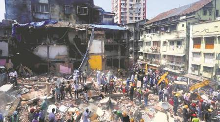 Cessed buildings' residents live in fear: 'Repairs stuck due to MHADA,developers'