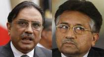 Come and face trial if you're brave enough': Asif Ali Zardari to Parvez Musharraf