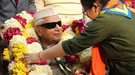ND Tiwari hospitalised due to low blood pressure, put on lifesupport