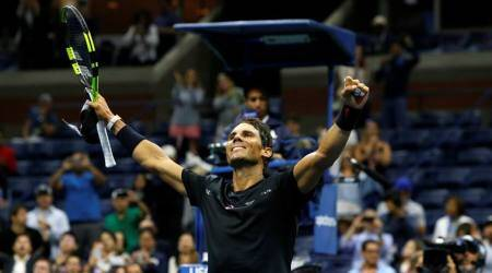 Rafa Nadal overpowers Taro Daniel at US Open