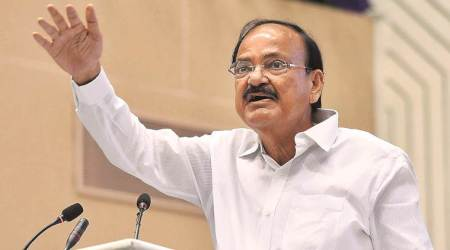 Governors are not political parallel power centres, says  VP Venkaiah Naidu