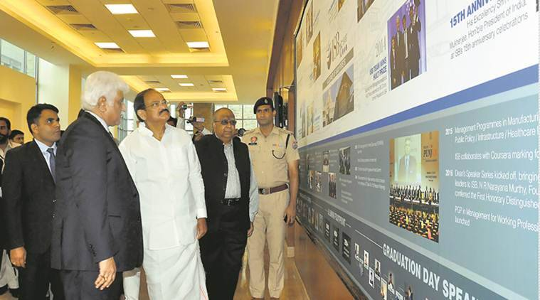 Unity of country as important as freedom of expression, says VP Venkaiah Naidu