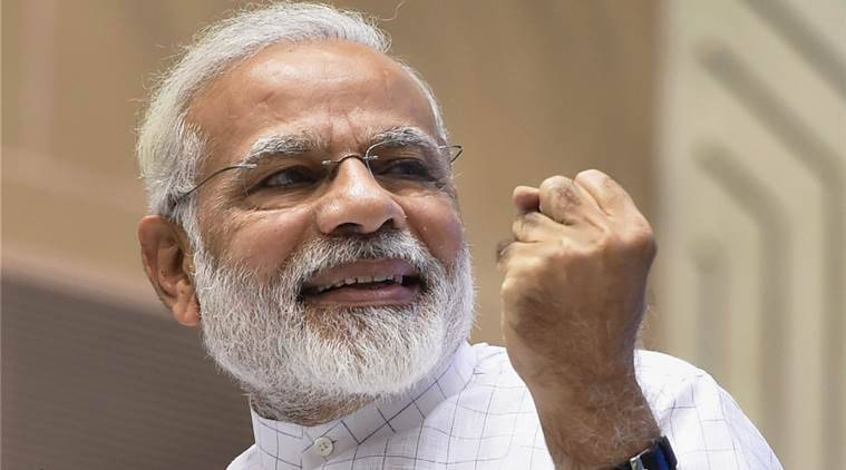 Narendra Modi, Swachh Bharat Mission, prime minister modi, Clean India, open defecation free, India News, Indian Express