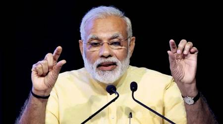 Work to create India of dreams of freedom fighters, says PM Narendra Modi to young IAS officers