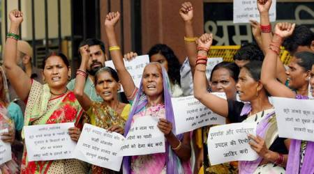 Activists up protests against Narmada dam in Maharashtra