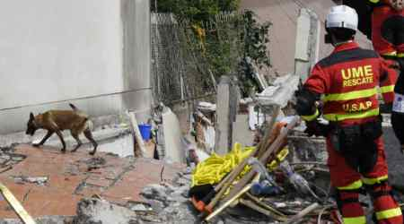 NASA's heartbeat detector helps search for Mexico quake survivors