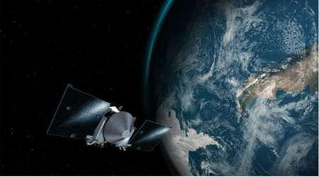 Asteroid-bound NASA spacecraft zips by Earth for gravity boost