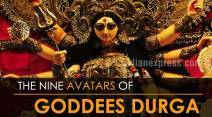 Durga puja, durga puja 2017, navrati, navratri 2017, navdurga, navadurga, durga nine avatar, durga nine forms, nine version of durga, navadurga names, mahalaya, durga idols, durga puja photos, indian express