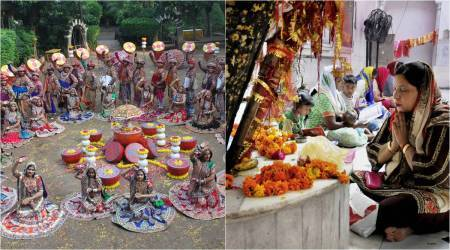 Navratri 2017 Live updates: Here's how people are celebrating the 2nd day of thefestival