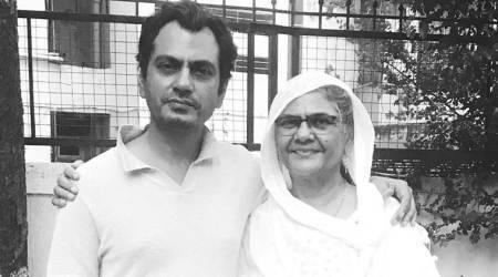 Nawazuddin Siddiqui's mother Mehroonisa in BBC's 100 Most Influential Women 2017 list, and the actor is happy