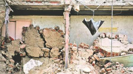 Husaini building was built in outdated manner, says NDRF
