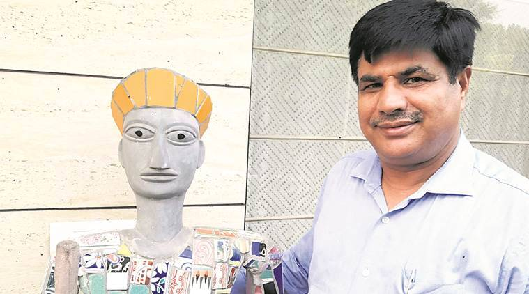 �Nek Chand, a person of unparalleled modesty and artistic might�
