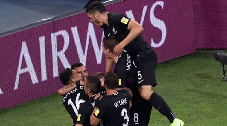 USL Players Feature in New Zealand Victory