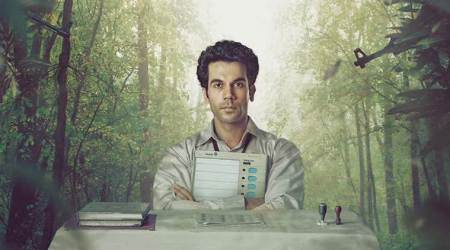 Newton movie review: This Rajkummar Rao film is a strong black comedy