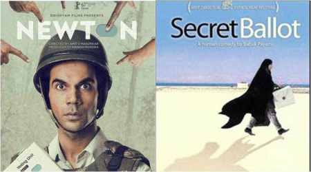 Newton is not a copy of any other film, it isn't even inspired: Director Amit Masurkar