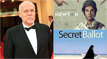Secret Ballot producer Marco Muller on Newton: There is not even a hint of plagiarisation
