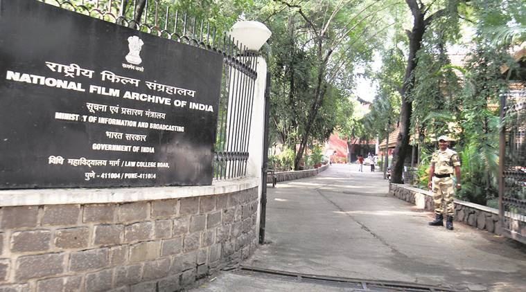 NFAI, National film archive, NFAI fire, national film archive fire, Ravi Shankar Prasad, NFAI safety inquiry, India news, Indian Express