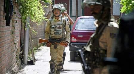 Kashmir, NIA raids, NIA raids J&K, Hurriyat, Kashmiri separatists, Syed Ali Shah Geelani, India news, Indian Express