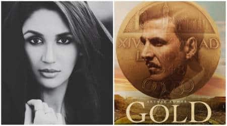 Gold, Nikita Dutta, gold cast, Akshay Kumar film, WHO IS Nikita Dutta, Nikita Dutta gold, Ek Duje Ke Vaaste actress, haasil