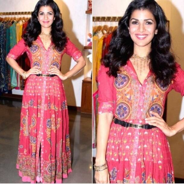 Nimrat Kaur, nimrat kaur, nimrat kaur birthday, happy birthday nimrat kaur, nimrat kaur looks, nimrat kaur fashion, celeb fashion, bollywood fashion, indian express, lifestyle news, entertainment news