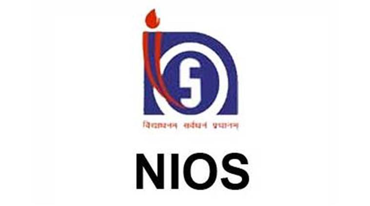 NIOS Board 12th Science Exam Date Sheet
