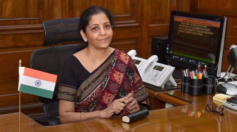 Nirmala Sitharaman, woman navy, woman navy expedition, defence ministry, Navika Sagar Parikrama, indian express, india news