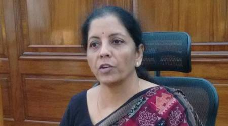 Nirmala Sitharaman travels the road from JNU to South Block as India's first woman defenceminister