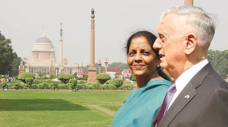 No Indian troops in Afghanistan, says Defence Minister NirmalaSitharaman