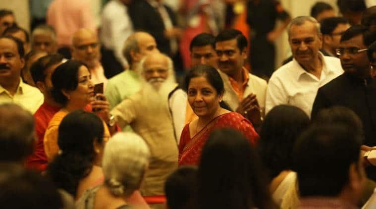 Nirmala Sitharaman, Cabinet reshuffle, Modi Cabinet, Narendra Modi, Modi cabinet reshuffle, defence minister, Jaitley defence, India news, Indian Express
