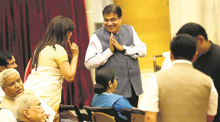 Will set up task force on Ganga: Nitin Gadkari
