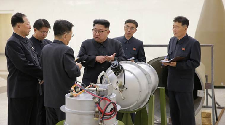 Won't give up nukes if US keeps up 'blackmail', says North Korea