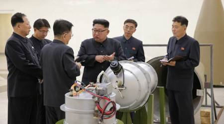 Seoul confirms traces of radioactive gas from North Korea's nuclear test