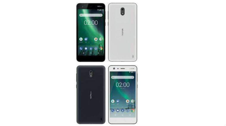 Low-cost Nokia 2 smartphone leaked