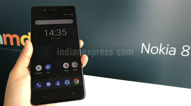 Amazon India confirms; Nokia 8 to cost INR 36999
