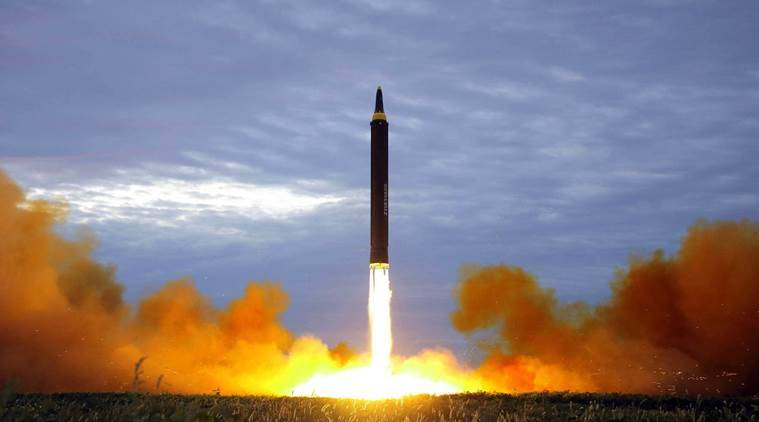 north korea, north korea missile, north korea missile launch, un security council on north korea, north korea news, indian express news,