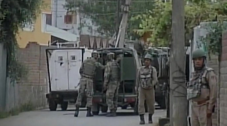 Abu Ismail, Lashkar commander involved in Amarnath Yatra attack, killed in Nowgam encounter
