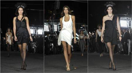 New York Fashion Week: Kendall Jenner, Bella Hadid steal the show as Alexander Wang takes over Brooklyn street