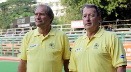 roelant oltmans, india coach, india hockey coach, hockey coach, hockey news, sports news, indian express