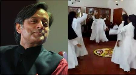 WATCH: Shashi Tharoor's video of nuns in Kerala doing the traditional dance on Onam shows 'spirit of oneness'