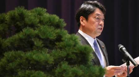Japan's defence chief warns of possible North Korea provocation on October 10
