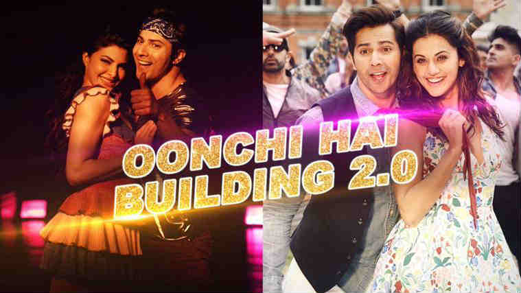 Varun Dhawan teases fans with recreated version of 'Oonchi Hai Building'