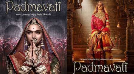 Padmavati first look: Deepika Padukone rings in Navratri as the Goddess Queen, see photos