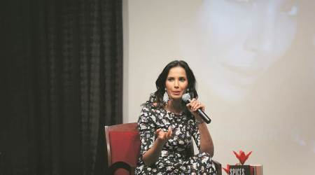 'I'm a brown woman working in a white man's world': Padma Lakshmi